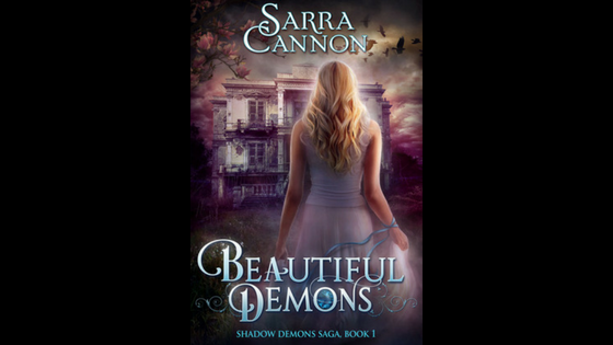 beautiful demons shadow demons sarra cannon book review blog diary of difference