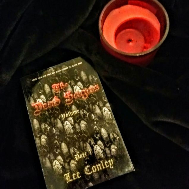 the dead sagas lee conley book review blog