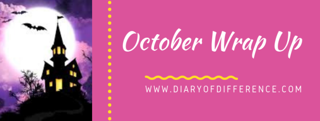 Book Wrap Up - monthly